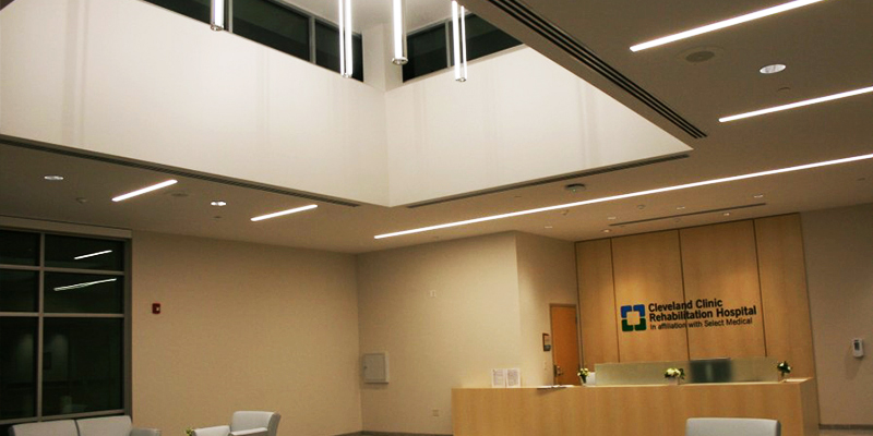 Case Study – Rehabilitation Hospital
